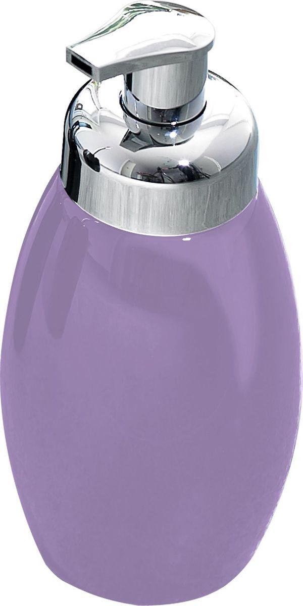"""Дозатор для жидкого мыла Ridder """"Shiny"""", цвет: фиолетовый"""