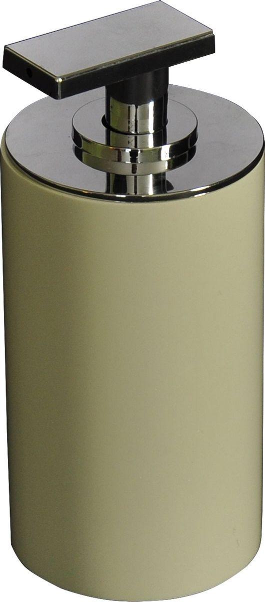 Дозатор для жидкого мыла Ridder Paris, цвет: бежевый, 200 мл дозатор для жидкого мыла ridder elegance цвет черный