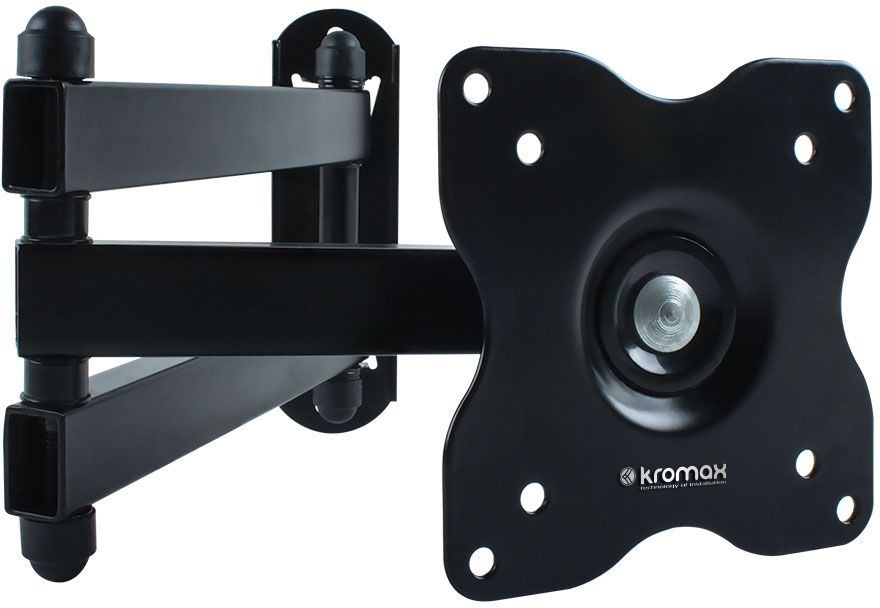 Кронштейн для ТВ Kromax DIX-15 black цена и фото