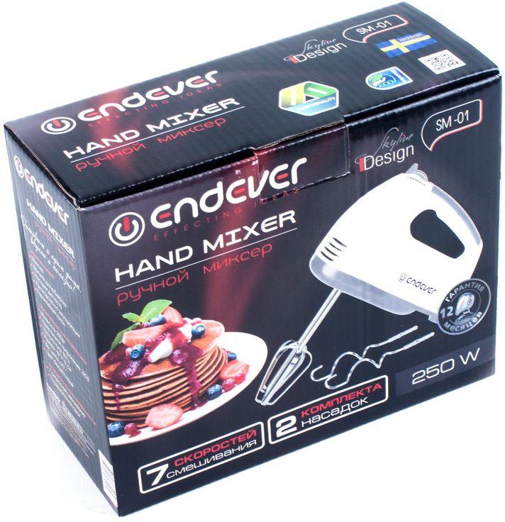 Миксер Endever SM01
