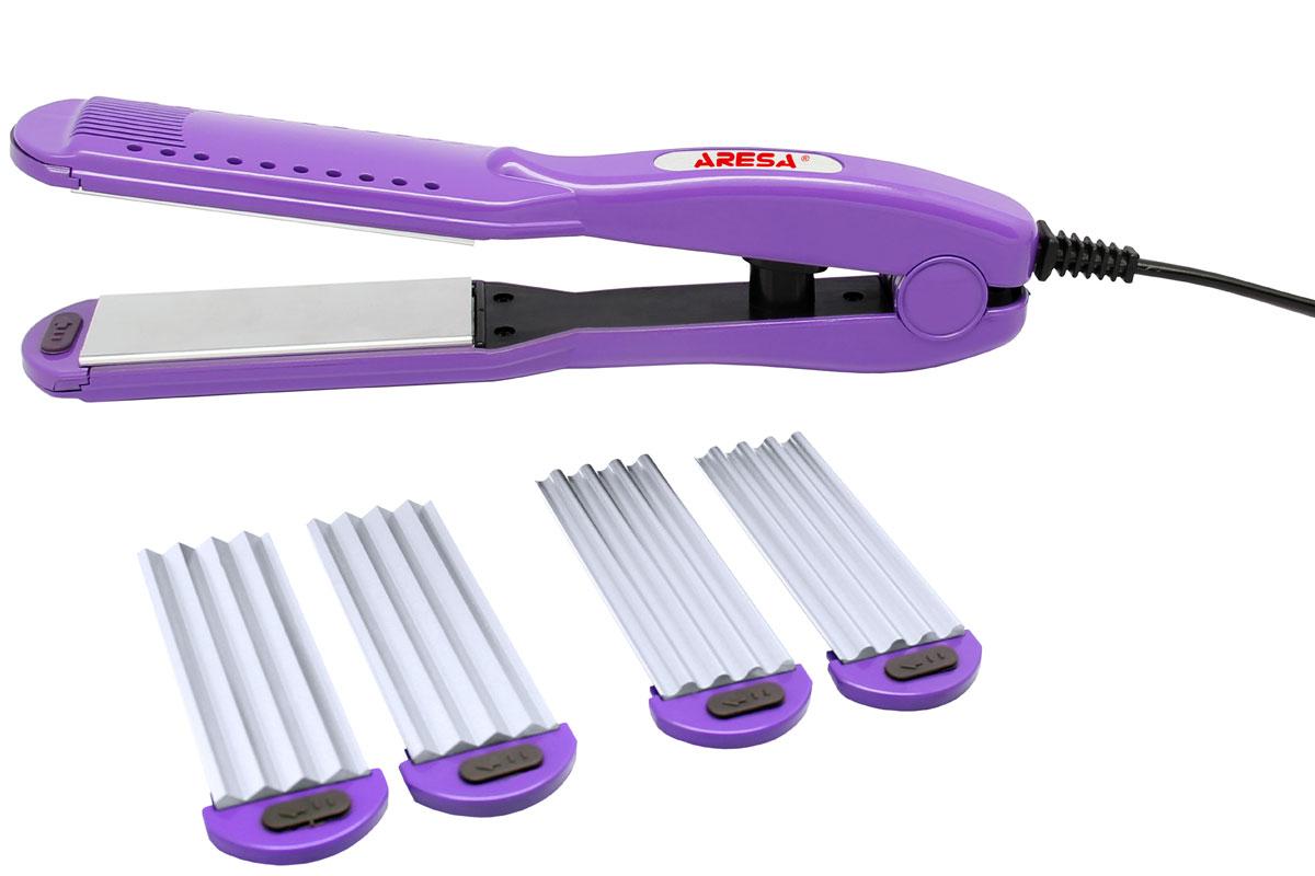 все цены на Aresa AR-3312 электрощипцы для волос онлайн