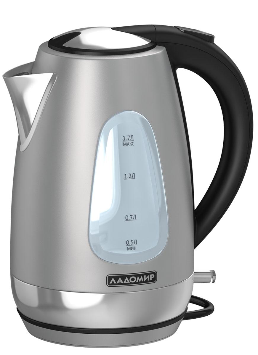 лучшая цена Электрический чайник Ладомир 125