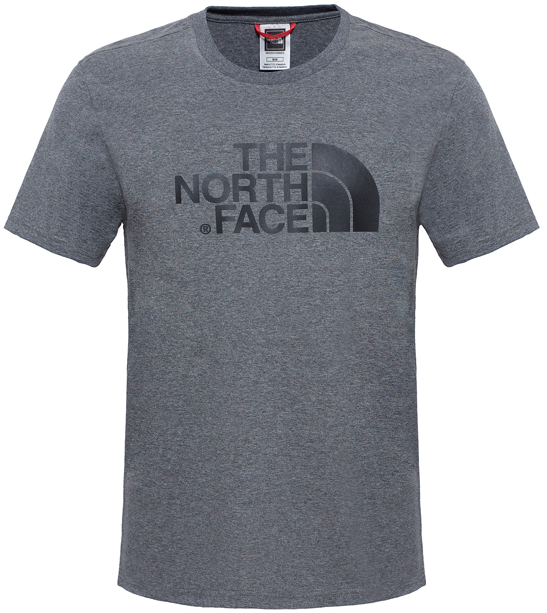 Футболка The North Face футболка женская the north face w s s simple dom tee цвет бирюзовый t0a3h6zcv размер xs 40