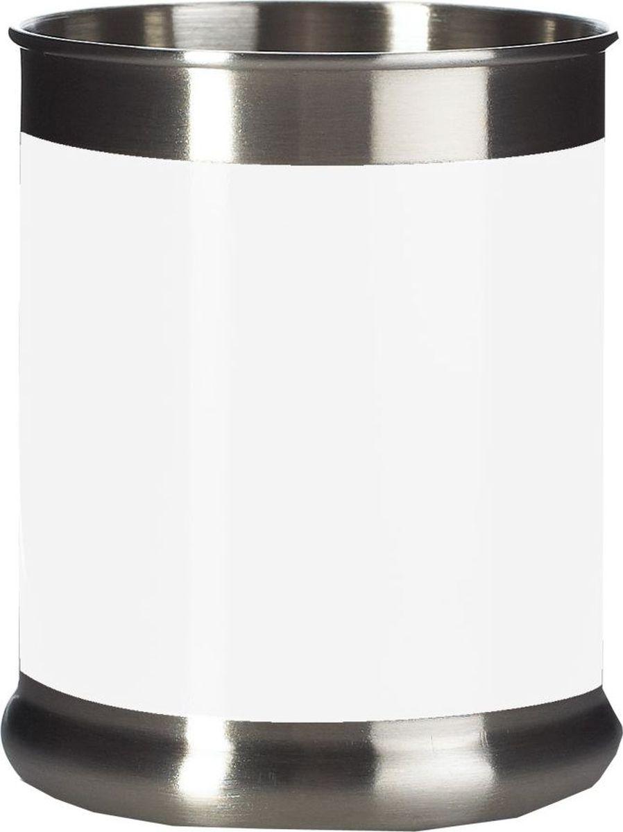 Стакан для ванной комнаты Ridder Rondo, цвет: белый стакан для ванной комнаты ridder diamond цвет белый