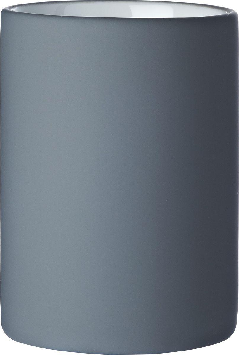 Стакан для ванной комнаты Ridder Elegance, цвет: серый стакан для ванной комнаты ridder diamond цвет белый
