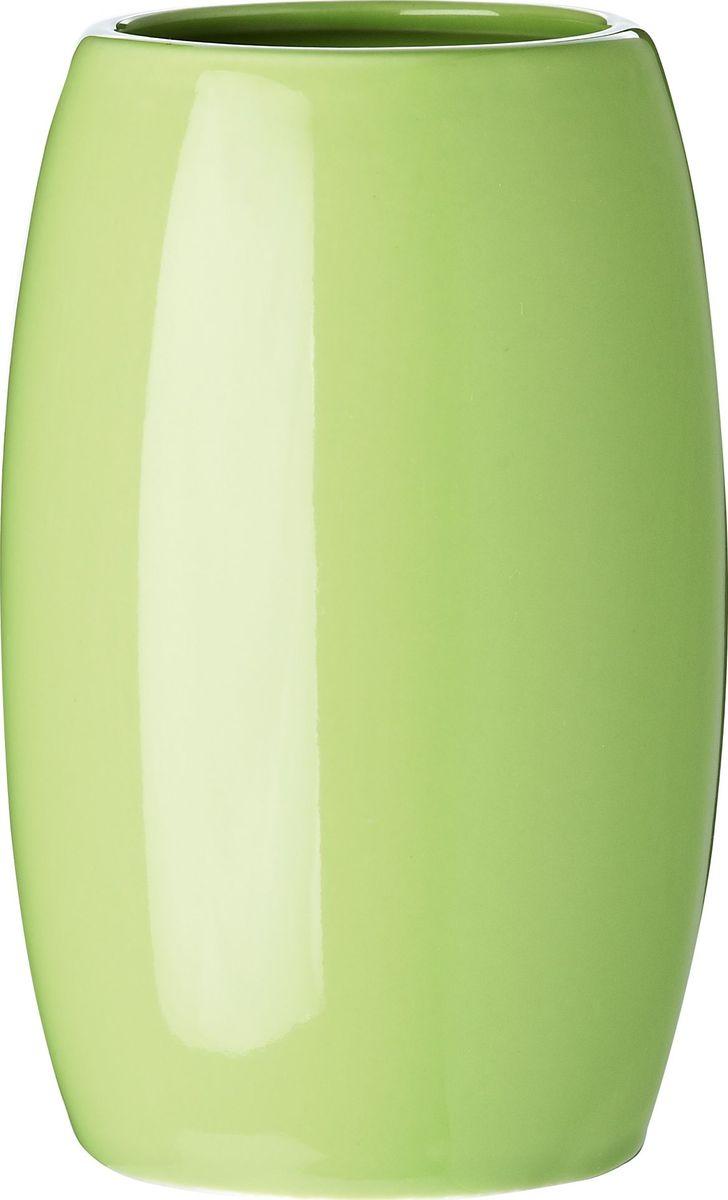 Стакан для ванной комнаты Ridder Shiny, цвет: зеленый