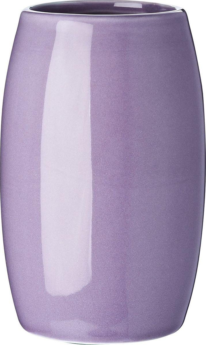Стакан для ванной комнаты Ridder Shiny, цвет: фиолетовый