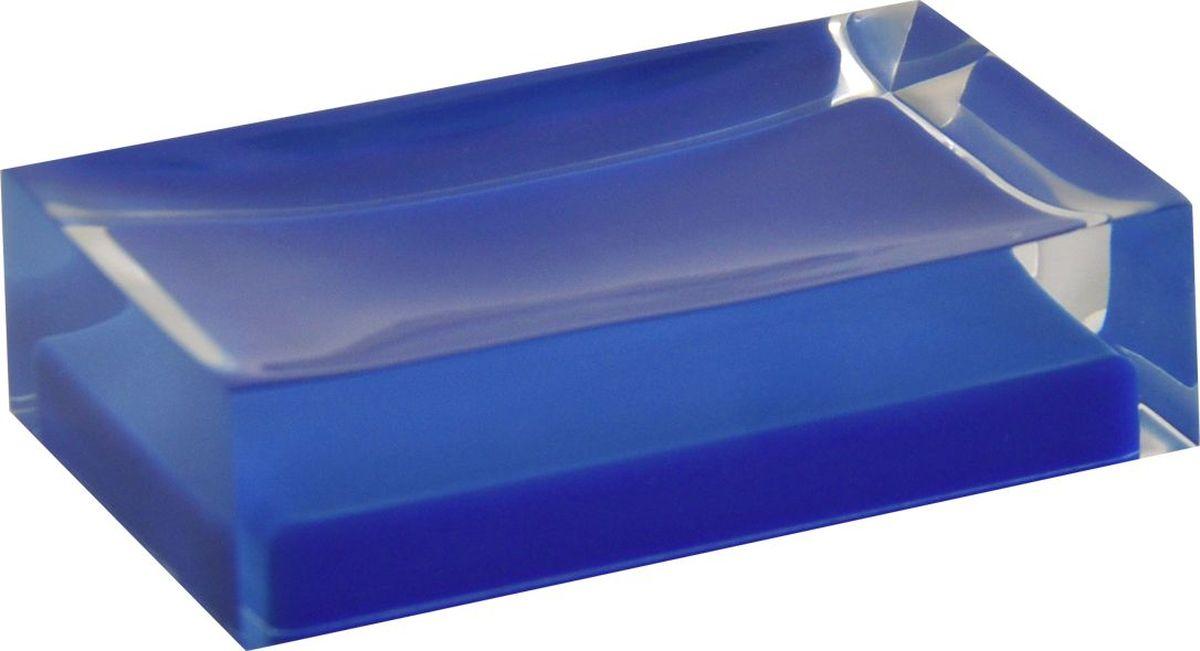"Мыльница Ridder ""Colours"", цвет: синий"