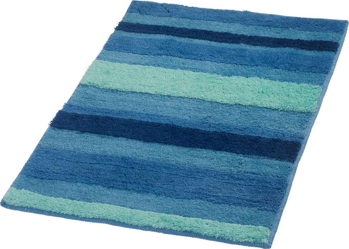 """Коврик для ванной Ridder """"Tutu"""", цвет: синий, голубой, 70 х 120 см"""