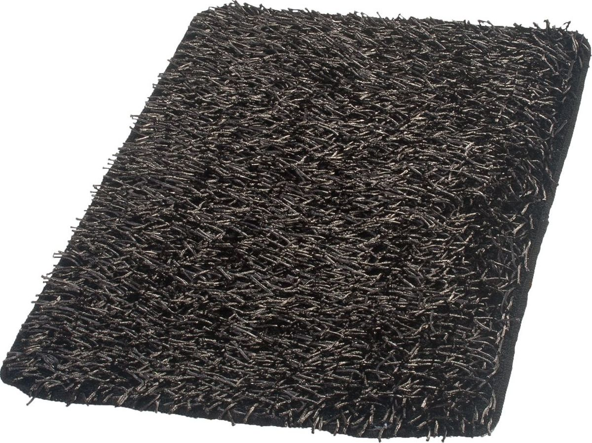 Коврик для ванной Ridder Bob, цвет: черный, 60 х 90 см гвозди для степлеров novus 30мм тип j 1000шт 044 0066