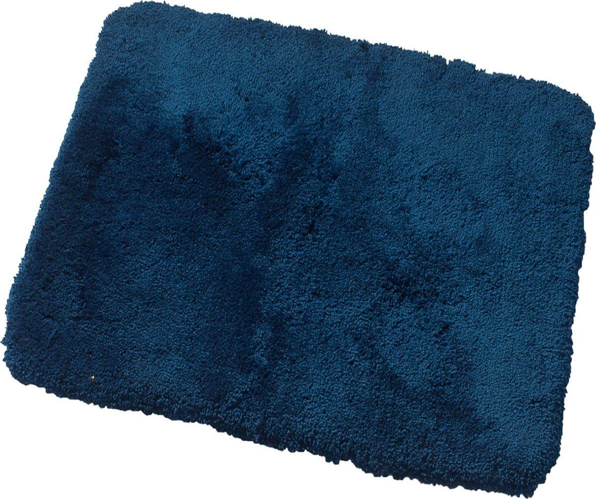 """Коврик для ванной Ridder """"Istanbul"""", цвет: синий, голубой, 60 х 50 см"""