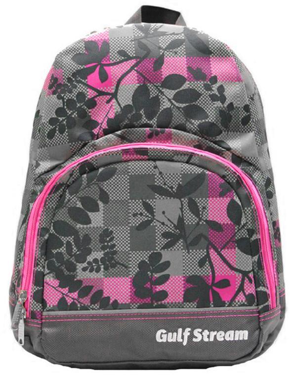 Рюкзак городской Polar Adventure, цвет: розовый, серый, темно-серый, 16,5 л. п59-17 рюкзак городской polar цвет светло серый 13 л к9276