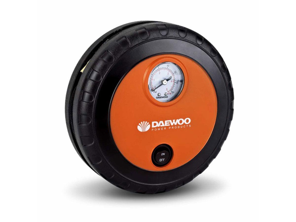 Компрессор автомобильный Daewoo, 25 л/мин. DW25