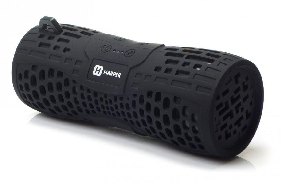 Беспроводная колонка Harper PS-045, Black портативная колонка harper ps 042 черная