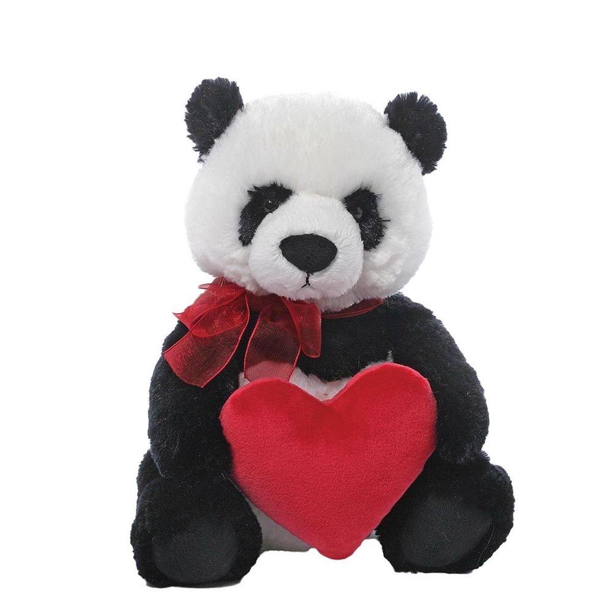 Gund Мягкая игрушка Pandalove 21,5 см недорого