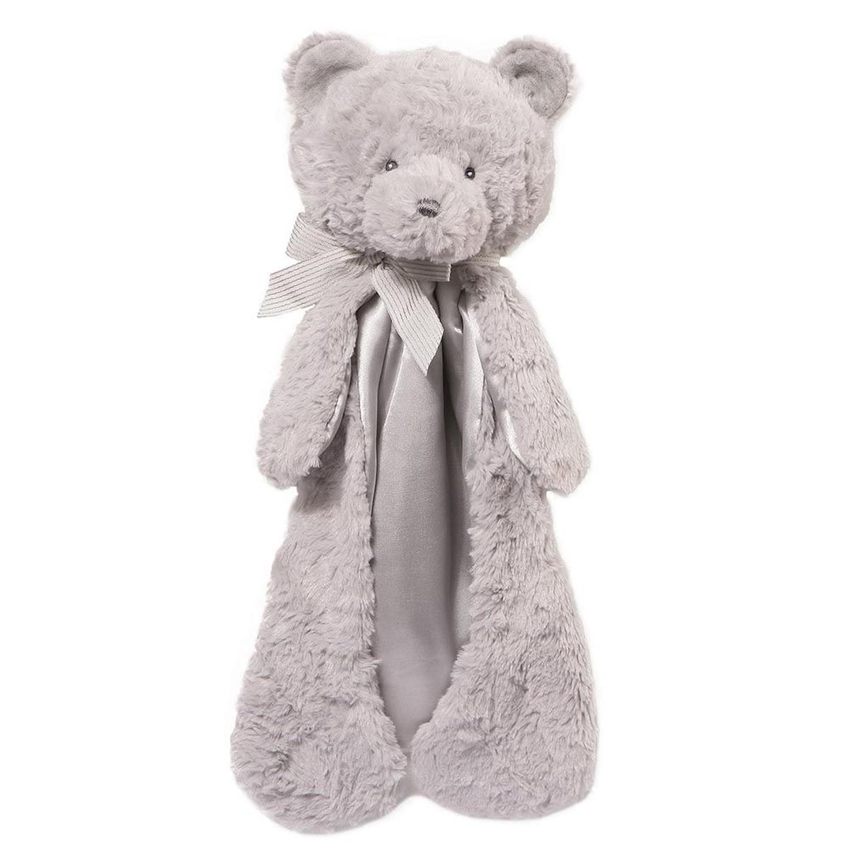 Gund Мягкая игрушка Grayson Bear Huggybuddy 43 см цена и фото