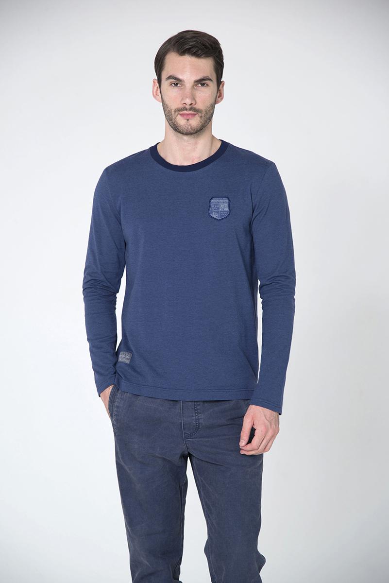 Фото - Лонгслив BeGood футболка мужская begood цвет синий ss17 bguz 998 размер 50