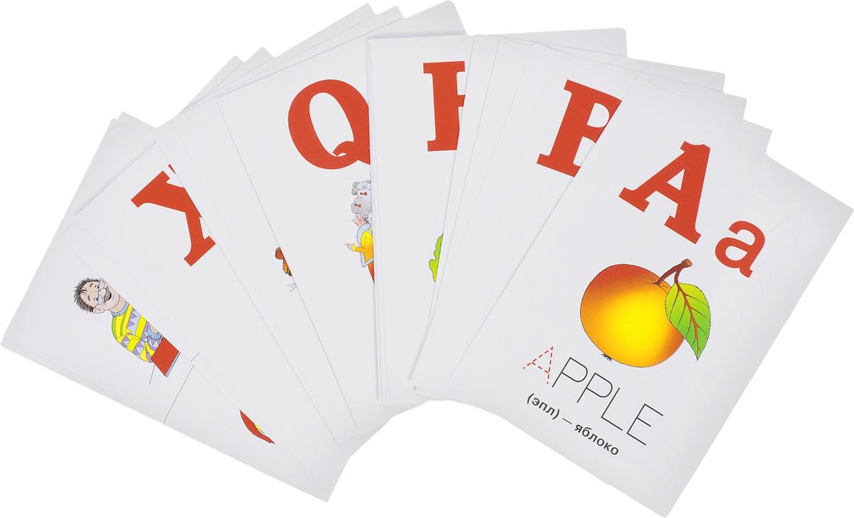 Картинки к каждой букве английского алфавита