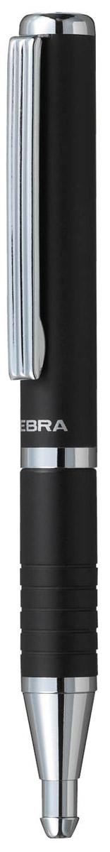Zebra Ручка шариковая Slide цвет корпуса черный цены