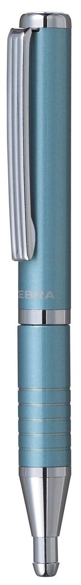 Zebra Ручка шариковая Slide цвет корпуса голубой шариковая ручка zebra slide чернила синие корпус оранжевый