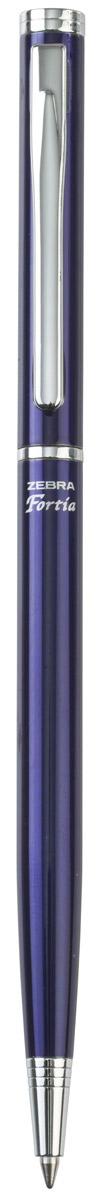 Zebra Ручка шариковая Fortia 500 цвет корпуса синий ручка zebra j4sa11