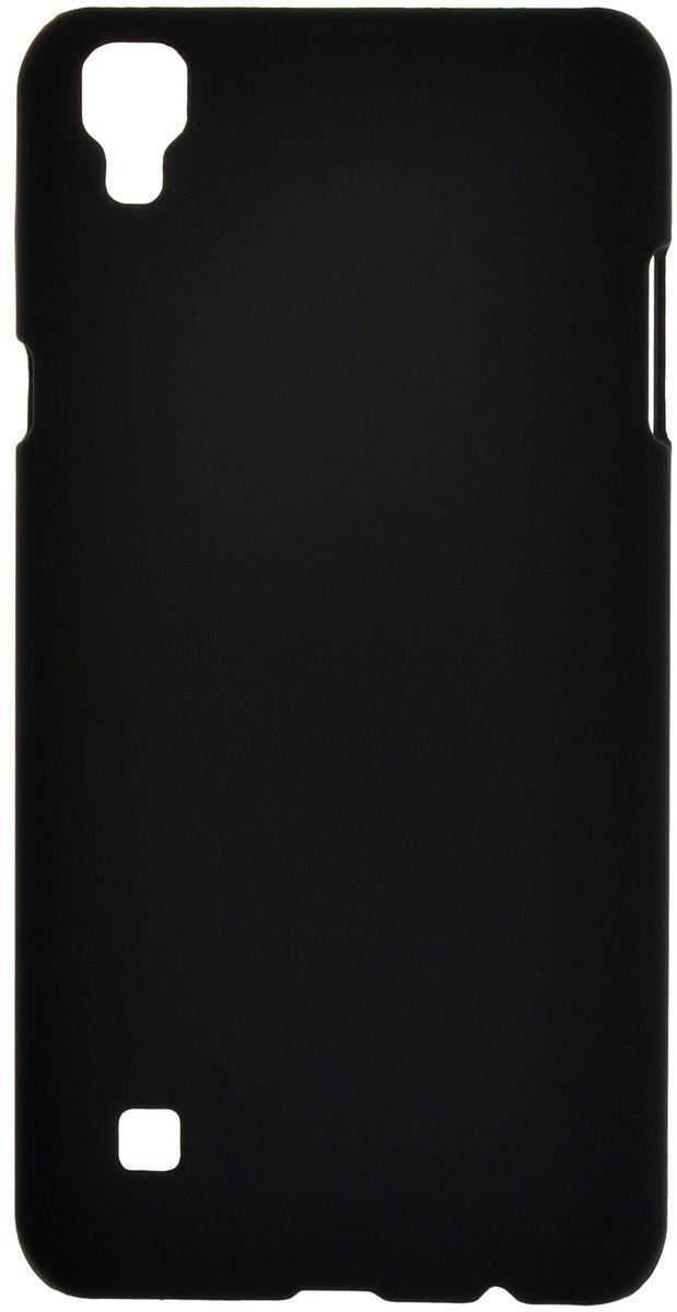 Skinbox Shield 4People чехол для LG X Style, Black чехол для lg x style k200 skinbox 4people case черный