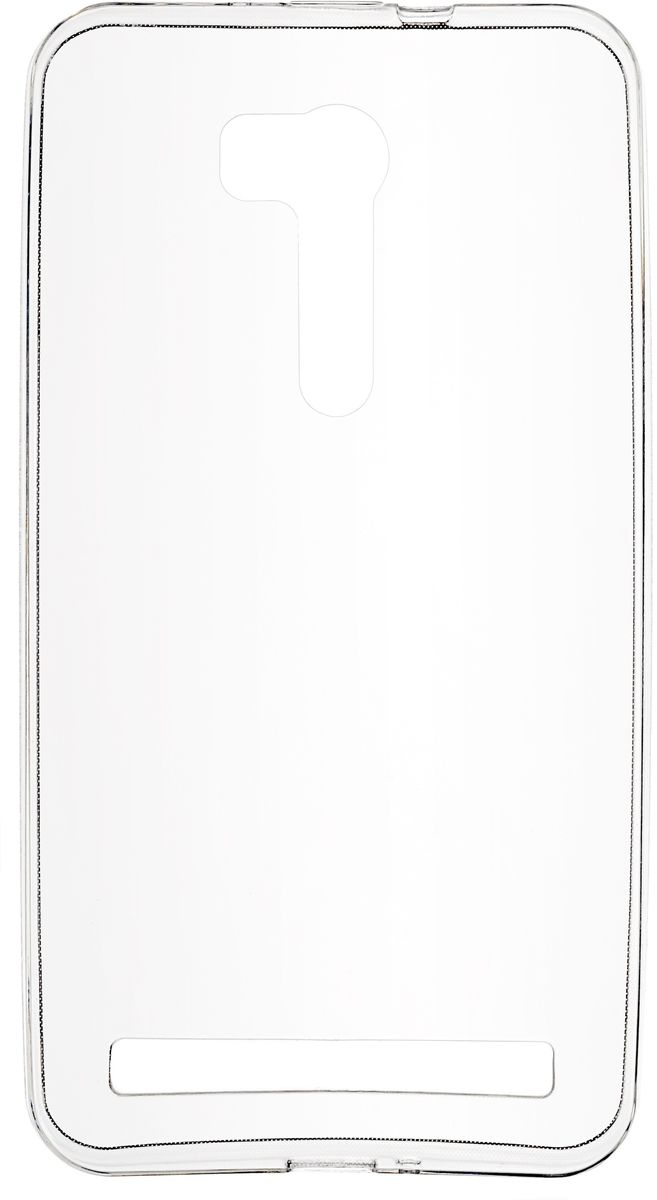Skinbox Slim Silicone чехол для Asus Zenfone Go ZB551KL/G550KL Go TV, Transparent цена