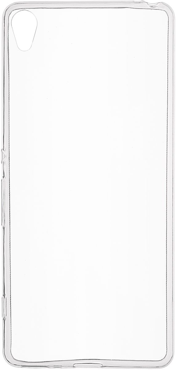 Skinbox Slim Silicone чехол для Sony Xperia XA, Transparent чехол sony sbc34 для xperia xa ultra белый