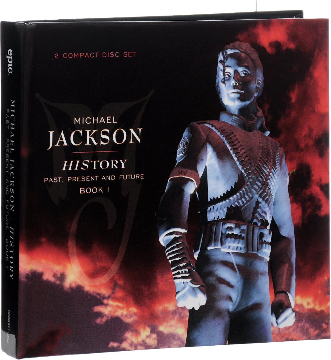 Майкл Джексон Michael Jackson. History - Past. Present And Future Book 1 (2 CD) michael jackson scream cd