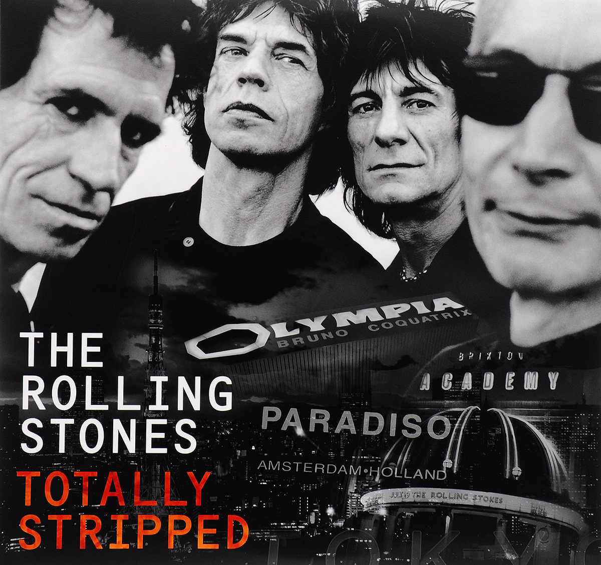 The Rolling Stones Rolling Stones. The Totally Stripped (2 LP + DVD) гардемарины 3 dvd