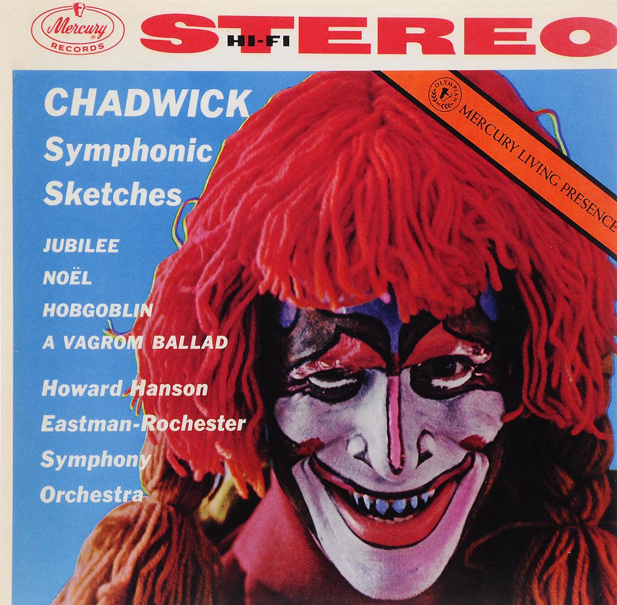лучшая цена Ховард Хэнсон,Eastman-Rochester Symphony Orchestra Hanson. Chadwick: Symphonic Sketches (LP)