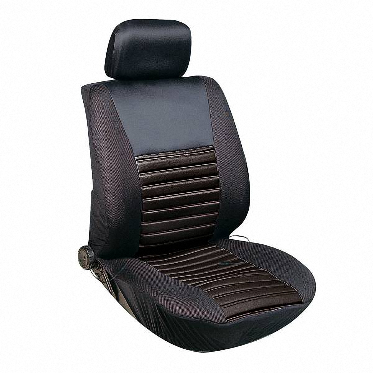 чехол для сиденья с подогревом и терморегулятором skyway s02202005 Чехол автомобильный Skyway, с подогревом, 116 х 56 см