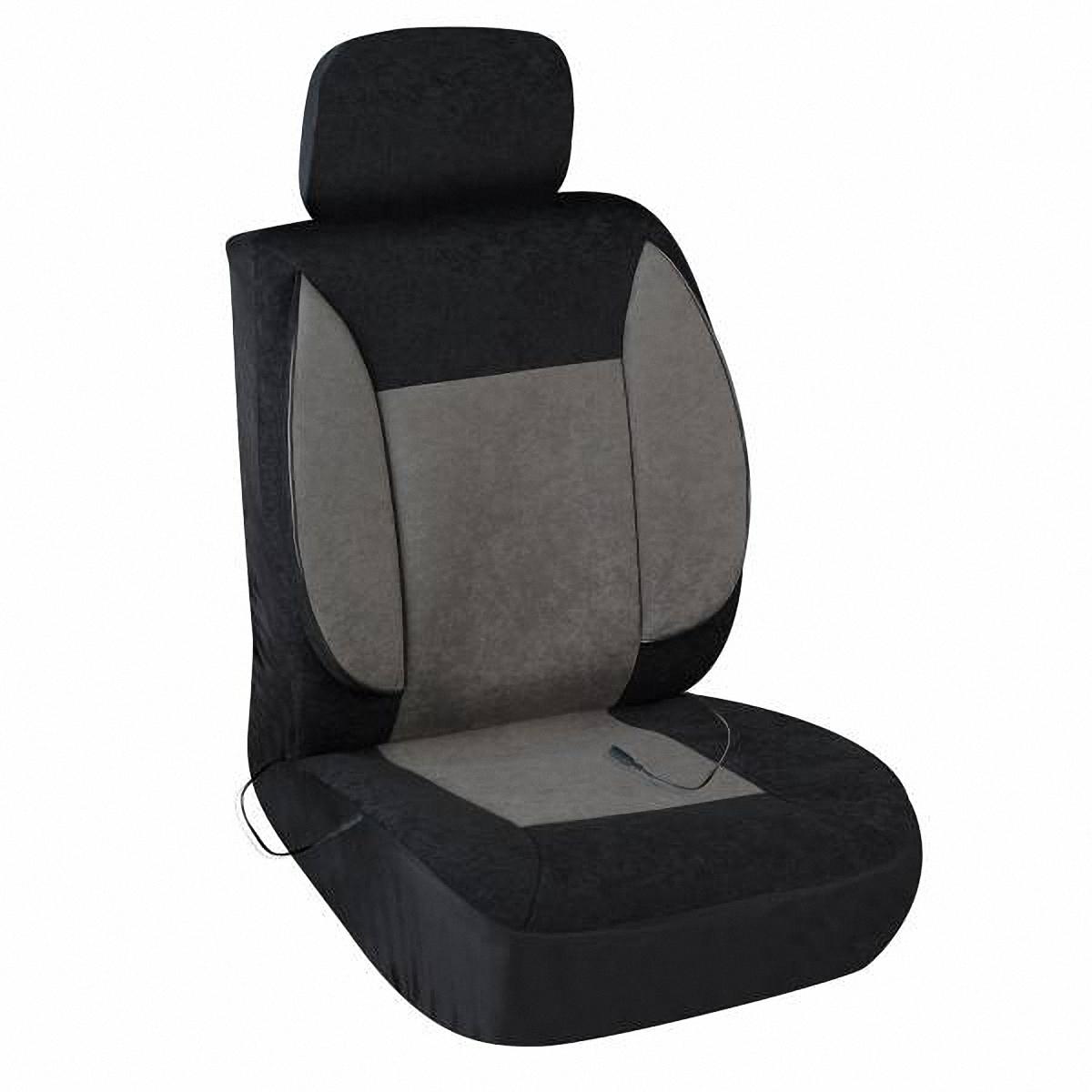 чехол для сиденья с подогревом и терморегулятором skyway s02202005 Чехол на сиденье Skyway, с подогревом. S02202006
