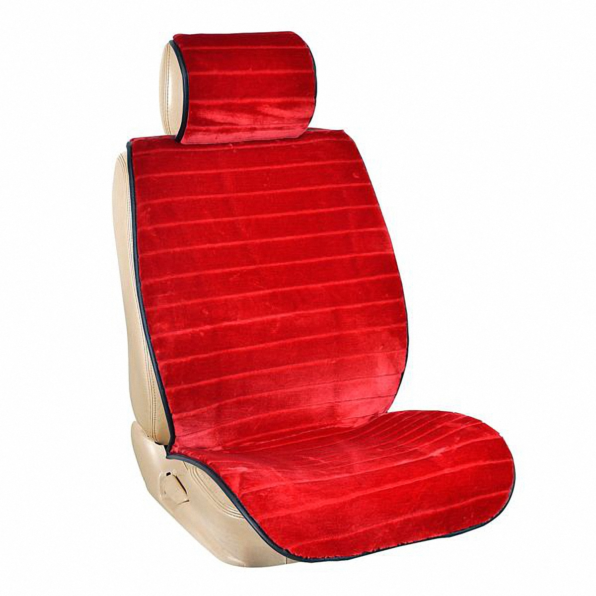 Накидки автомобильные Skyway, цвет: красный, 5 предметов. S03001068 skyway s03001068