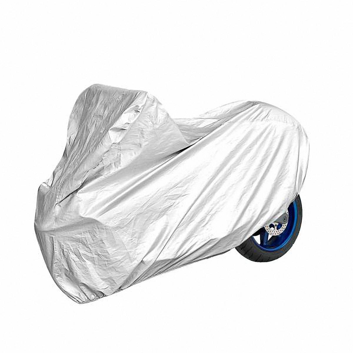 Чехол-тент на мотоцикл Skyway, 203 х 89 119 см. Размер M