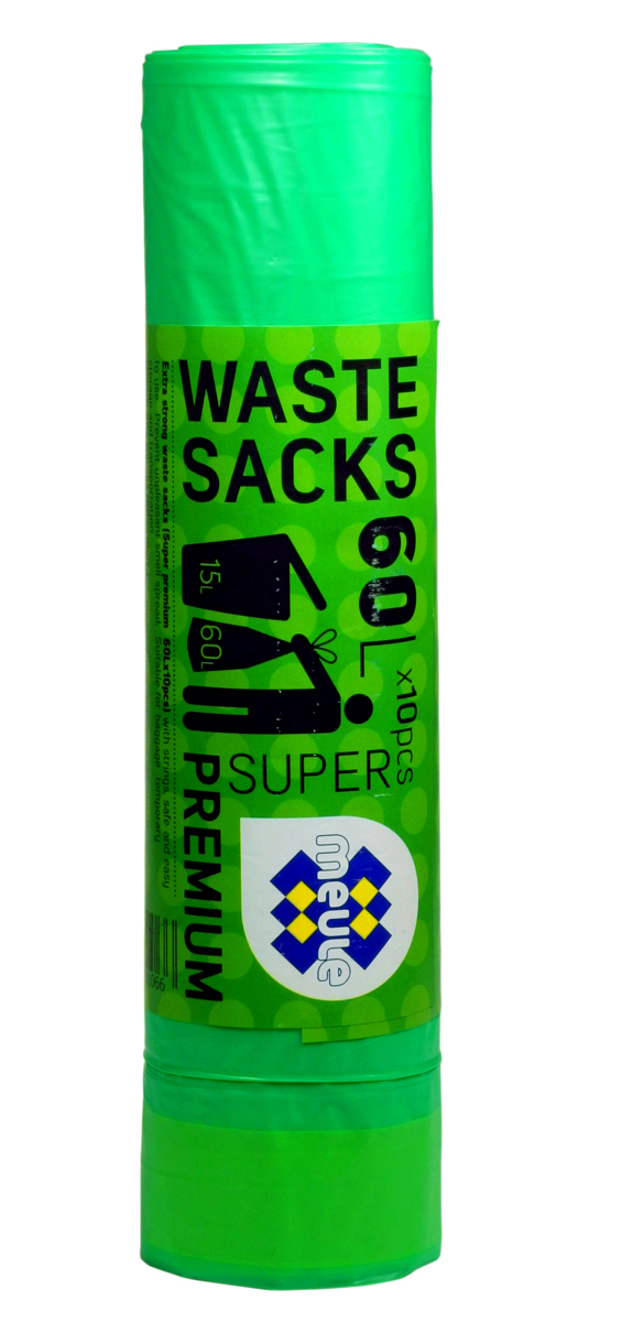 Мешки для мусора Meule