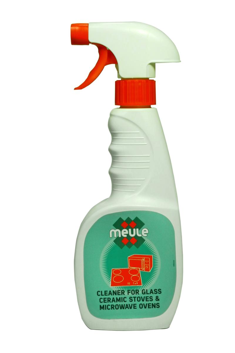 Средство Meule, для чистки стеклокерамических поверхностей и микроволновых печей, 450 мл средство meule для чистки стеклокерамических поверхностей и микроволновых печей 750 мл