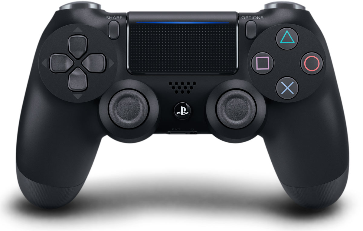 Sony DualShock 4 Cont, Black геймпад для PS4 (CUH-ZCT2E) цена