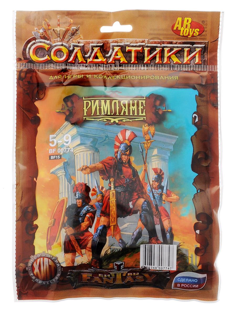ABtoys Набор солдатиков Римляне 5 шт цена