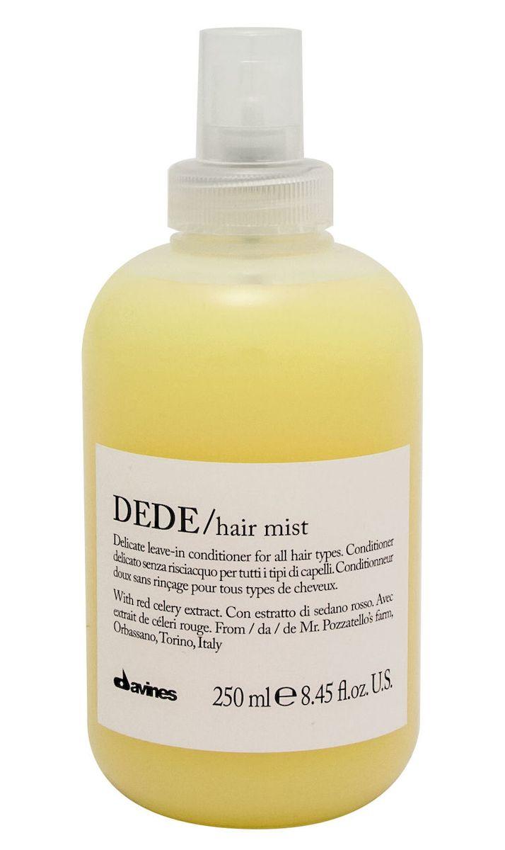 Davines Деликатный несмываемый кондиционер-спрей Essential Haircare Dede Hair Mist, 250 мл