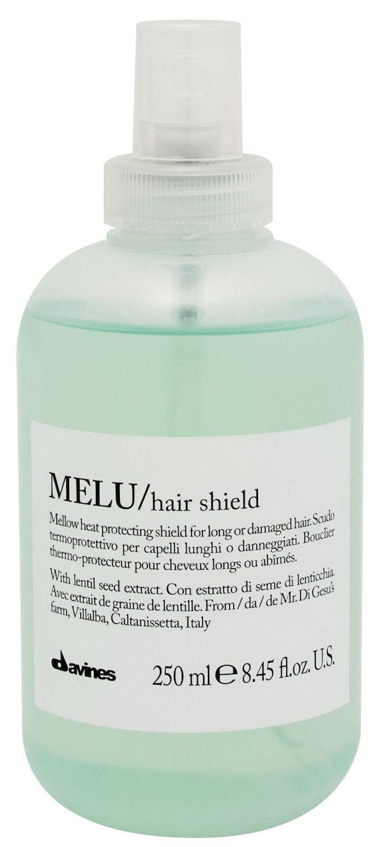 Davines Термозащитный несмываемый спрей против повреждения волос Essential Haircare Melu Hair Shield, 250 мл