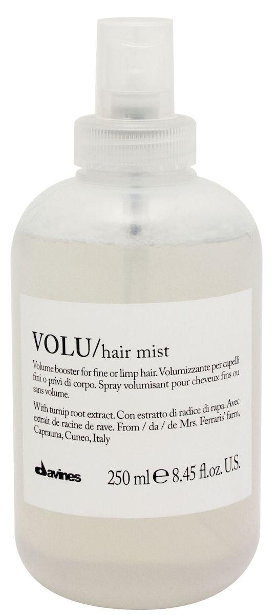 Davines Несмываемый спрей для придания объема волосам Essential Haircare Volu Hair Mist, 250 мл