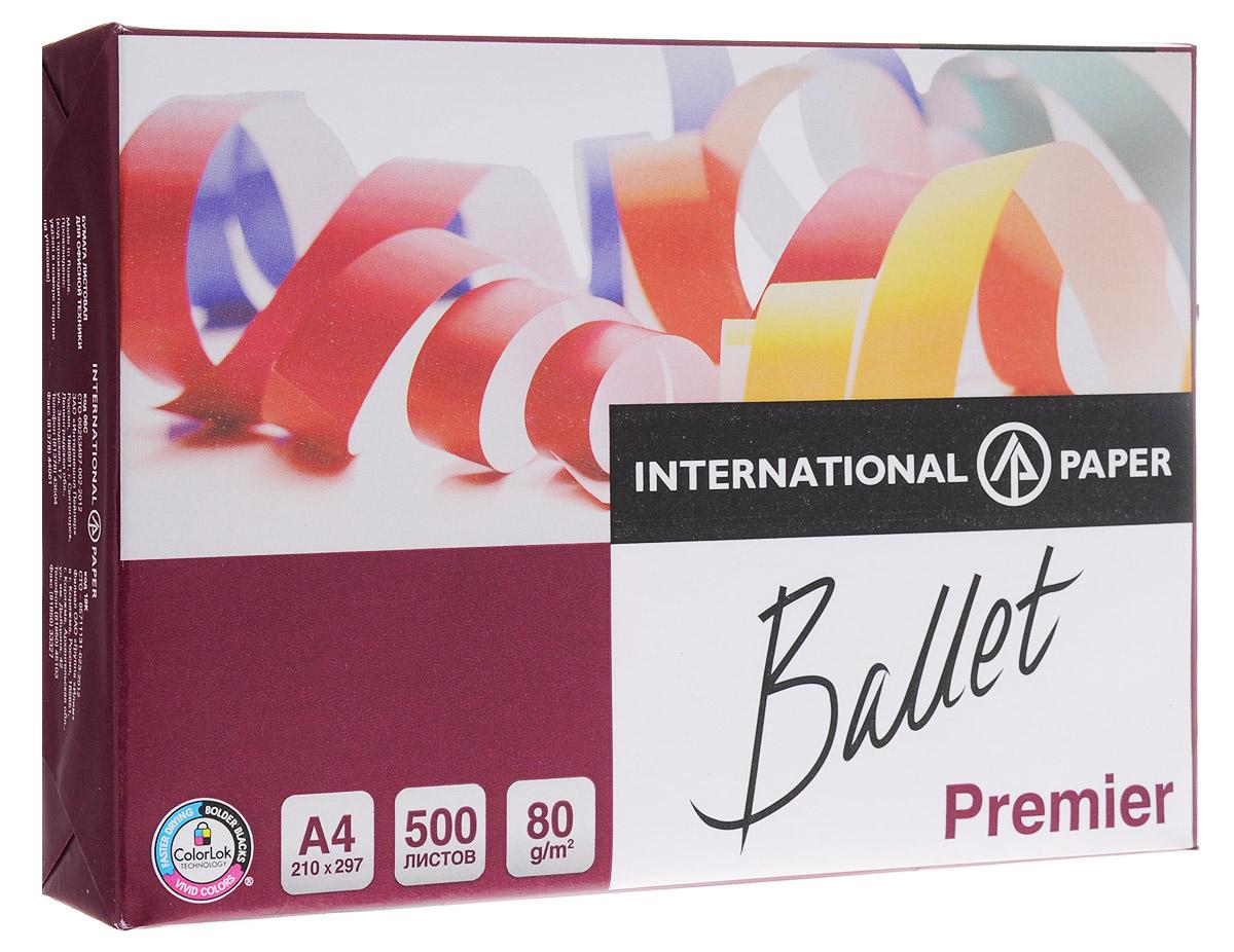 Ballet Бумага офисная Premier 500 листов А4