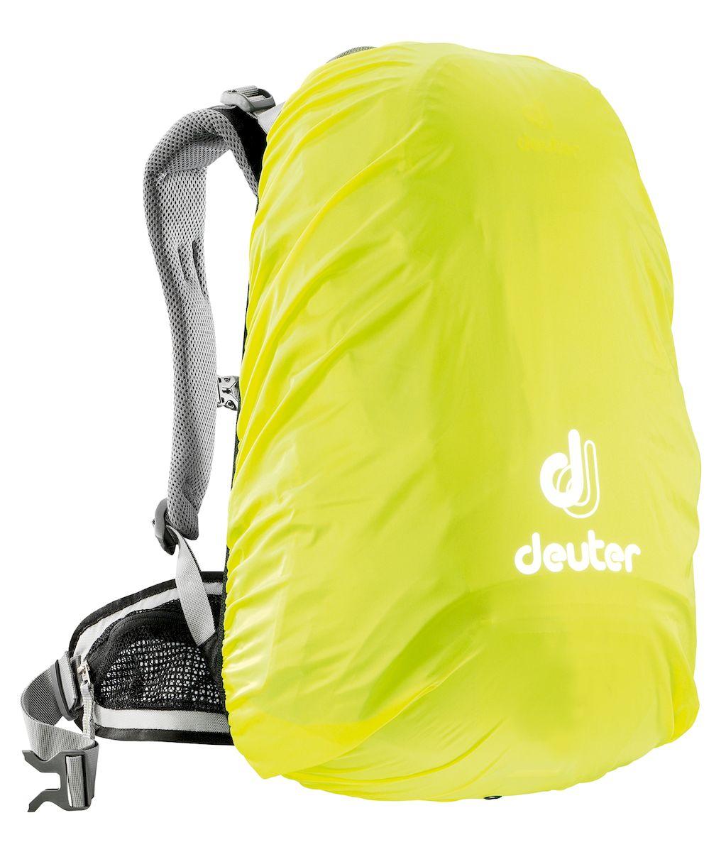 Чехол для рюкзака Deuter Raincover Square, от дождя, цвет: желтый, 20-32 л