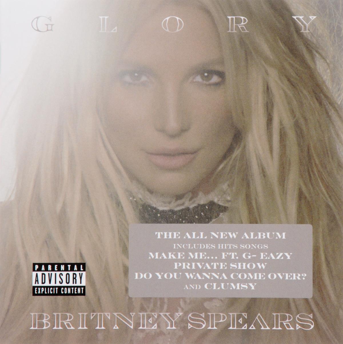 Бритни Спирс Britney Spears. Glory цена и фото