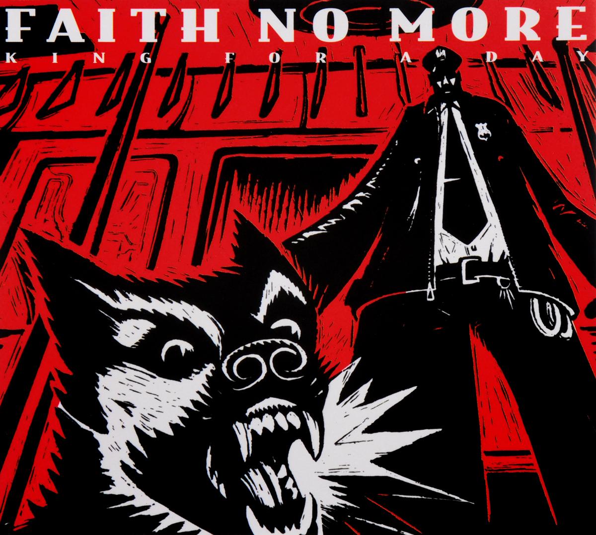 Faith No More Faith No More. King For A Day. Fool For A Lifetime. Deluxe Edition (2 CD) виниловая пластинка faith no more king for a day fool for a lifetime