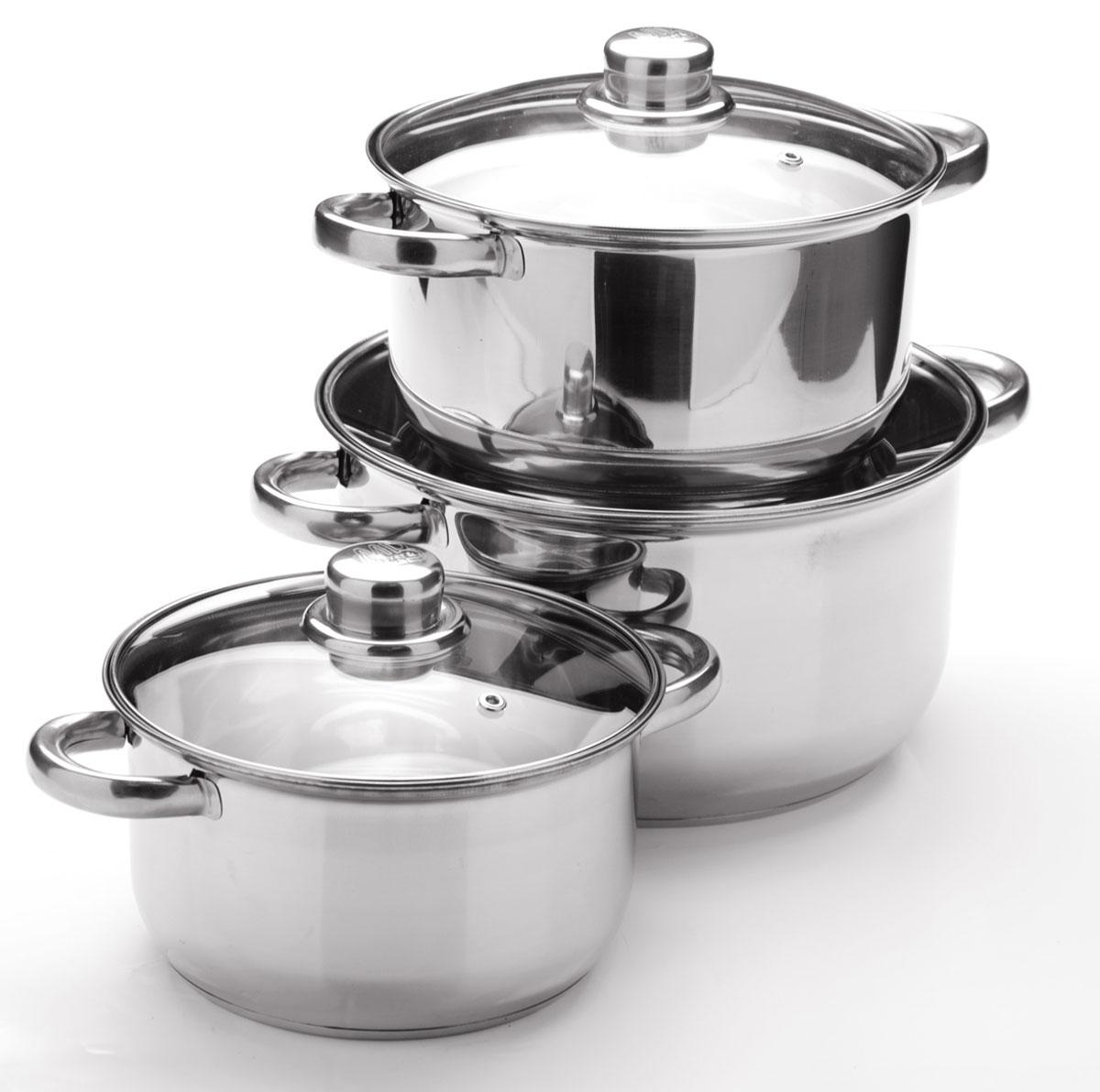 Набор посуды Mayer & Boch, 6 предметов. 25753 качурина т приготовление блюд из рыбы учебное пособие