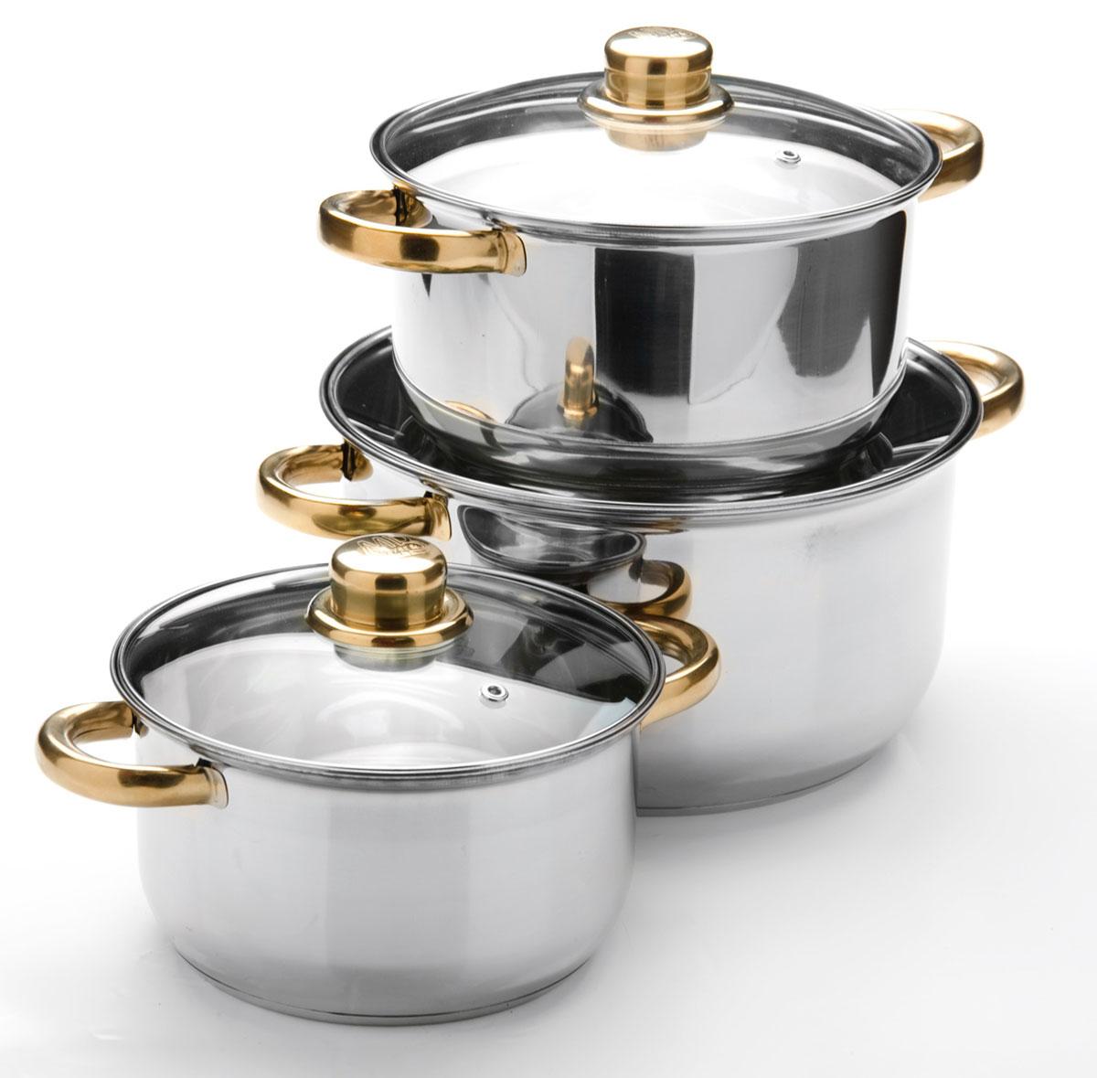 Набор посуды Mayer & Boch, 6 предметов. 25754 качурина т приготовление блюд из рыбы учебное пособие