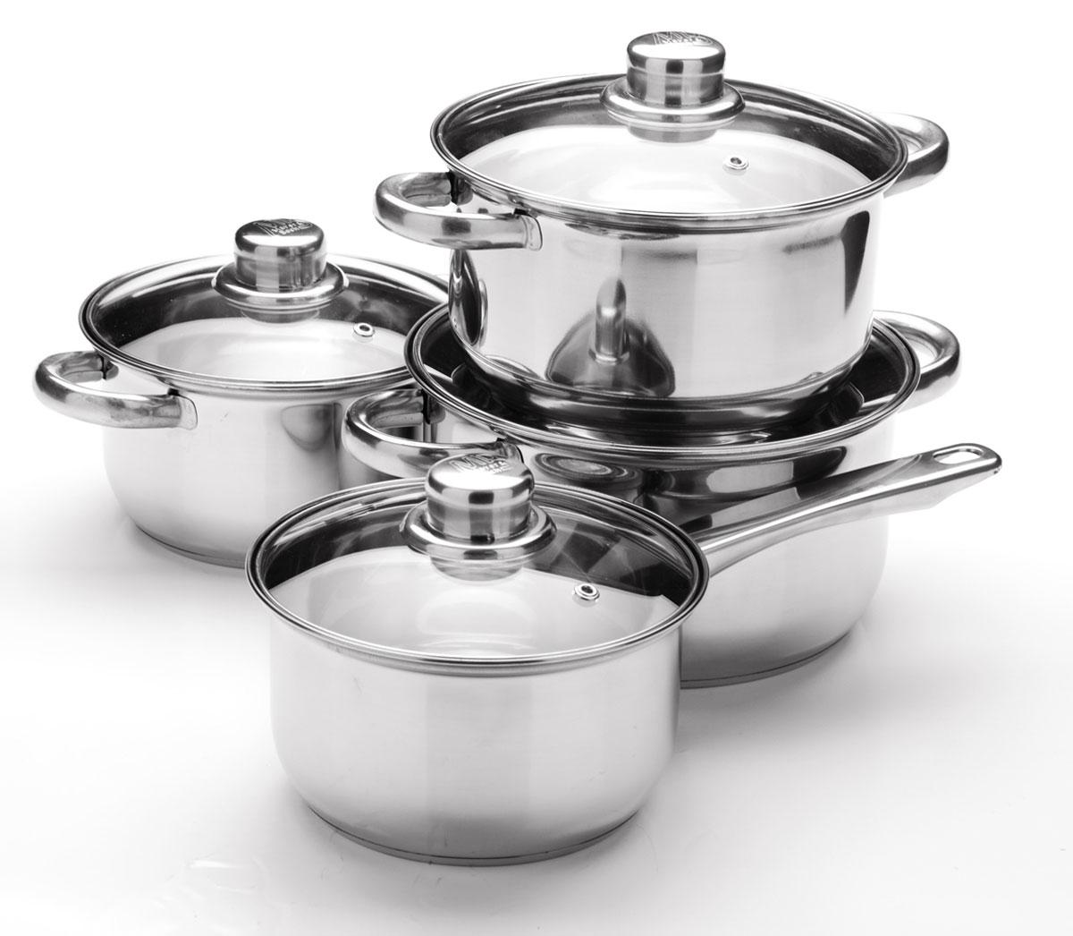 Набор посуды Mayer & Boch, 8 предметов. 25755 качурина т приготовление блюд из рыбы учебное пособие
