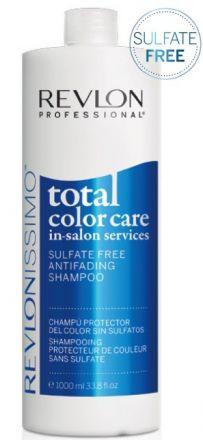 Revlon Professional Revlonissimo Total Color Care Shampoo - Шампунь анти-вымывание цвета без сульфатов 1000 мл